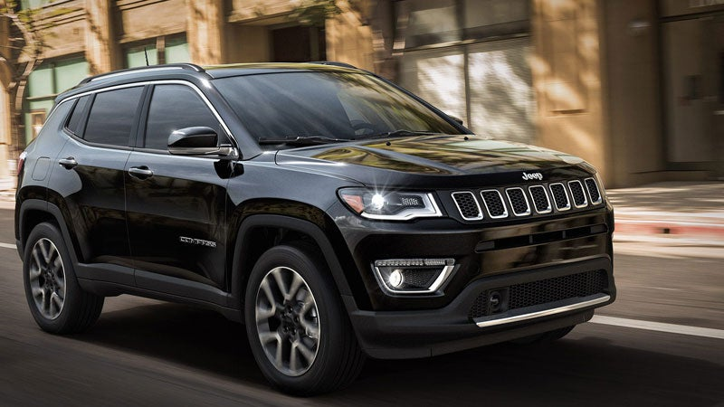 compass compact black tablet suv canada jeep interior en