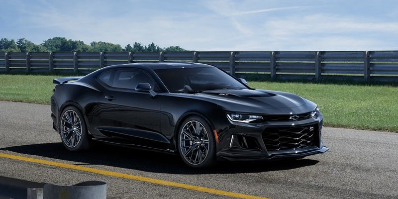 Cool Features of the 2019 Chevrolet Camaro - Bob Ruwart ...